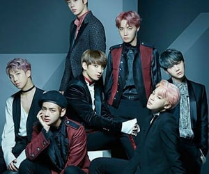 army, bts, and love image