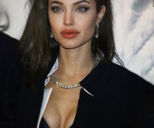 actress, Angelina Jolie, and Hot image