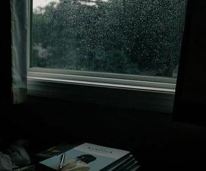 aesthetic, dreamy, and rain image