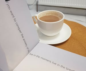 coffee, life, and meditation image