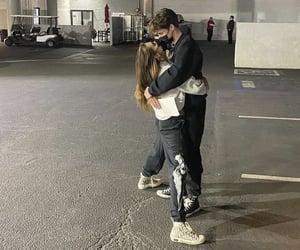 hug, lovers, and madison beer image