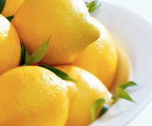 fruit, lemon, and food image