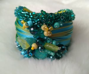 style, modern bracelet, and luxurious jewelry image