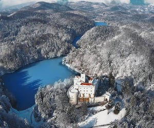 castle, Croatia, and fairytale image