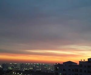 sunrise, view, and turkmenistan image