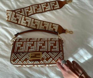 bag, fashion, and fendi image
