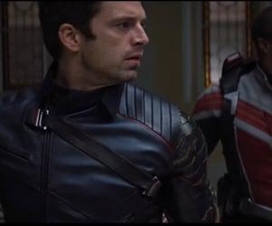 Avengers, disney+, and falcon image