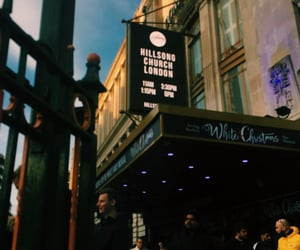Hillsong, travel, and uk image