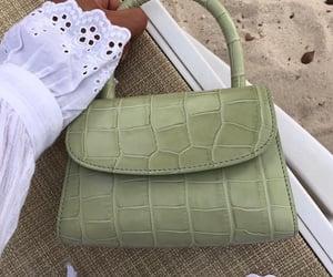 aesthetic, bag, and crocodile image