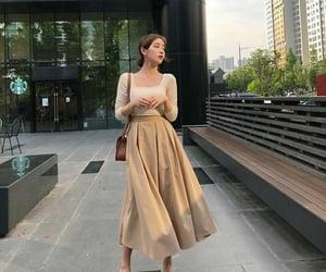fashion, korean fashion, and ootd image