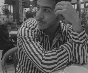 Algeria, coffee, and man image