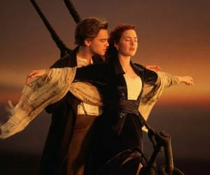 films, movies, and 90s. titanic image