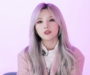 kpop, soyeon, and gidle image