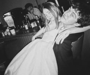 couple, alex lawther, and jessica barden image