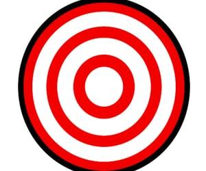 Paper, targets, and printable image