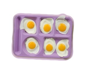 egg, eggs, and sticker image