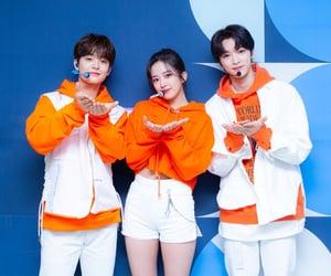 izone, ahn yujin, and kpop image