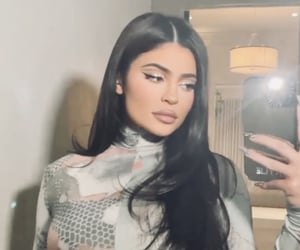 kylie jenner and new image