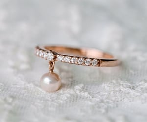 accessories, diamond, and rings image