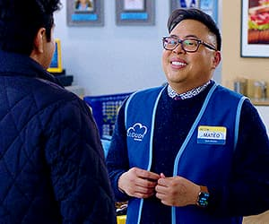 tv show, superstore, and 6x11 image