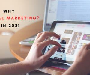 blogging, seo, and digital marketing image