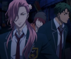 anime, cherry blossom, and joe image