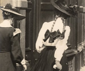 1900, fashion, and street image
