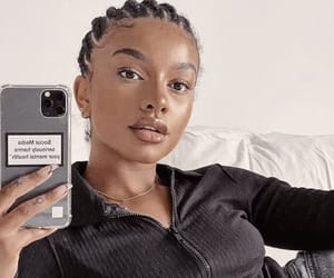 accessories, chic, and eyebrows image
