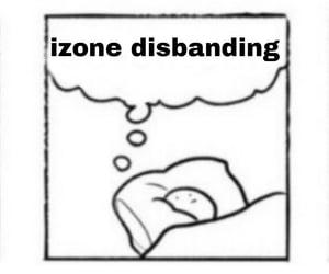 meme, izone, and iz*one image