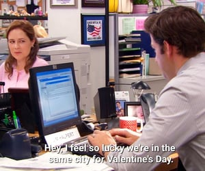 lucky, quotes, and Valentine's Day image