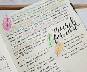 inspiration, 2021, and bullet journal image