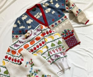 clothes, crochet, and knit image