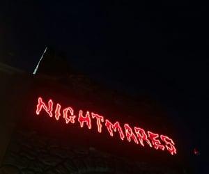 aesthetic, night, and nightmares image