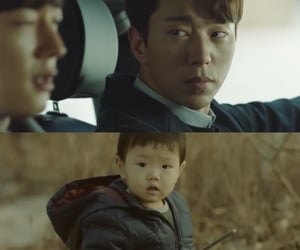 tunnel, kdrama, and choi jin hyuk image