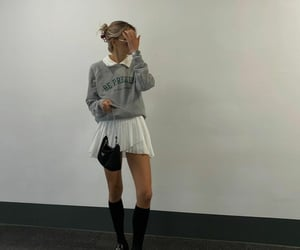 blogger, look, and nike image