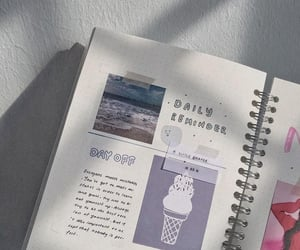 inspiration, purple, and bullet journal image