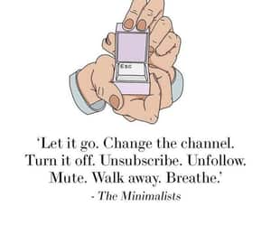 change, mute, and off image