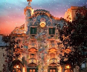 attraction, Barcelona, and building image