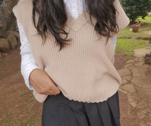 blair waldorf, hair, and skirts image