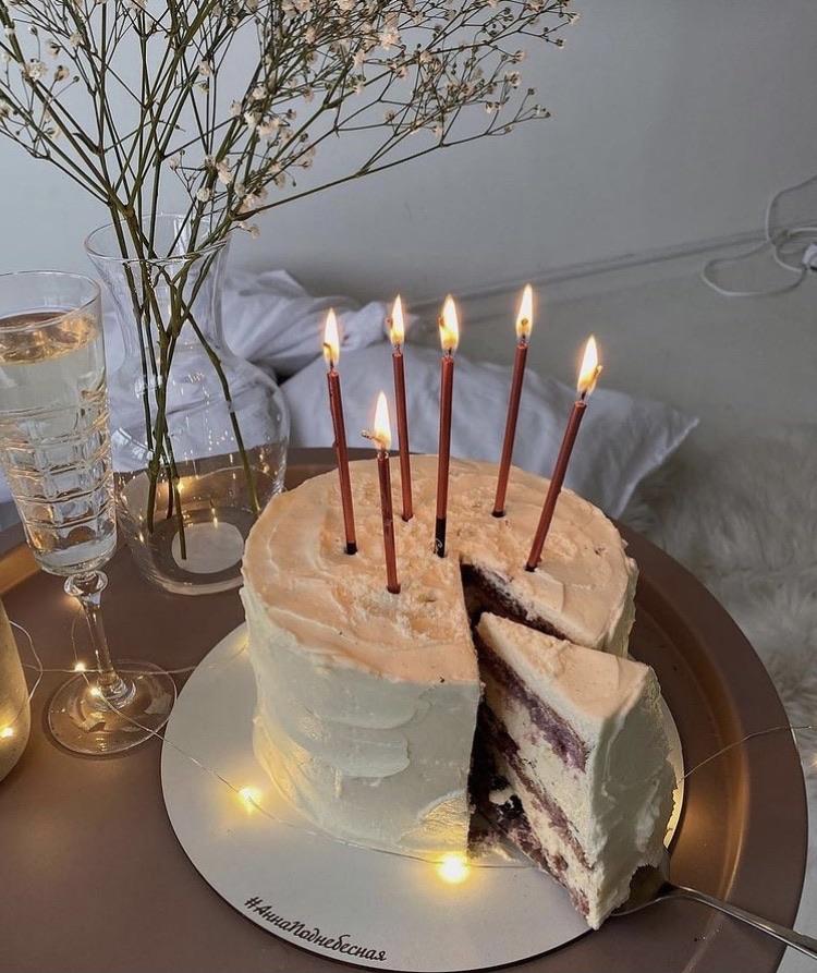 birthday, sweet, and cake image