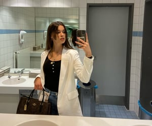 blazer, coach, and outfit image