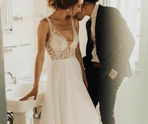 wedding dresses, bridal gowns, and mermaid wedding dresses image