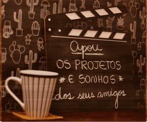 clapperboard, film, and mugs image
