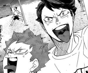 funny, hinata, and anime boys image
