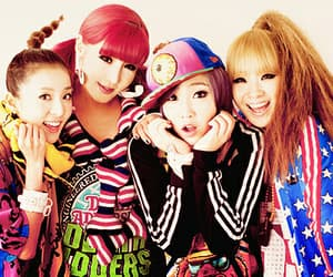 CL, dara, and girls image