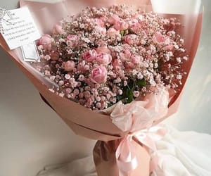bouquet, lovely, and pretty image