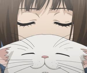 banner, gif, and manga image