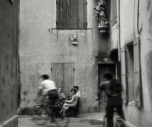 photography, street, and bollène image