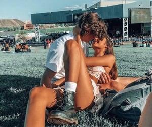 boy, girlfriend, and boyfriend image
