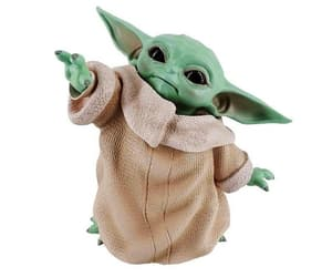 action figure, star wars, and yoda baby image